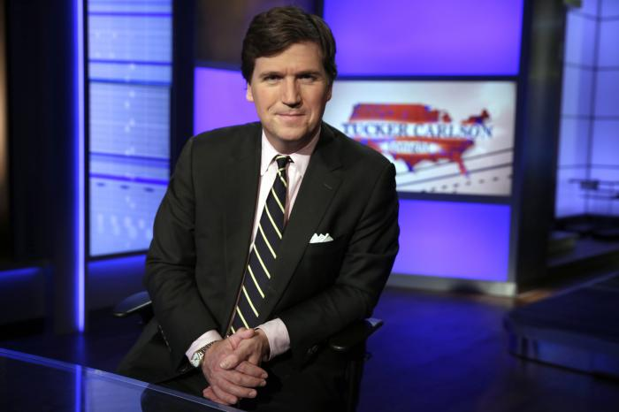 "Tucker Carlson, host of ""Tucker Carlson Tonight."""