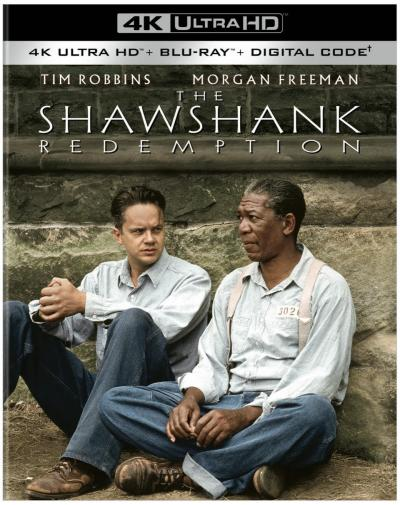 Review: 4K Edition of 'The Shawshank Redemption' a Considerable Upgrade in Quality