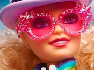 Mattel Introduces Elton John Barbie